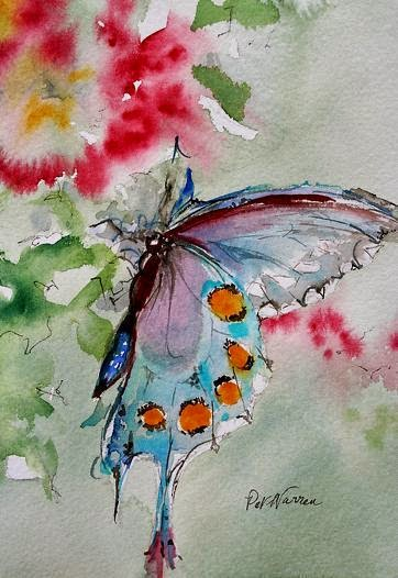 Learn The Basic Watercolor Painting Techniques For Beginners - Ideas And Projects-homesthetics (1)