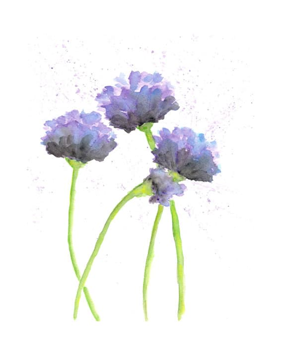Learn The Basic Watercolor Painting Techniques For Beginners - Ideas And Projects-homesthetics (4)