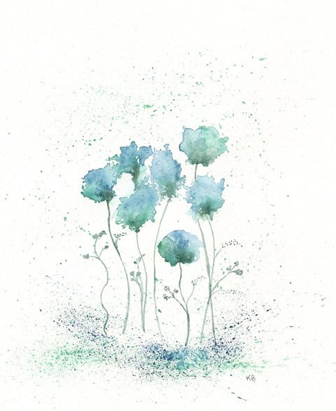 Learn The Basic Watercolor Painting Techniques For Beginners - Ideas And Projects-homesthetics (9)