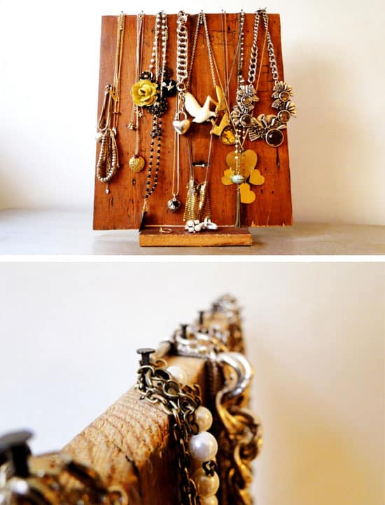 Upcycle-a-Floorboard-into-a-Jewellery-Stand