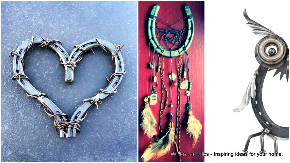 31 Epic Horseshoe Crafts