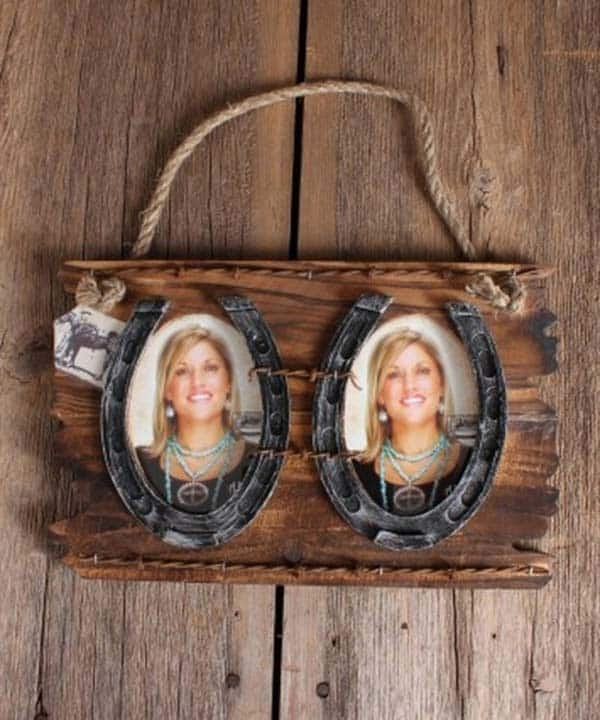 31 Epic Horseshoe Crafts to Consider In a Vibrant Rustic Decor (20)