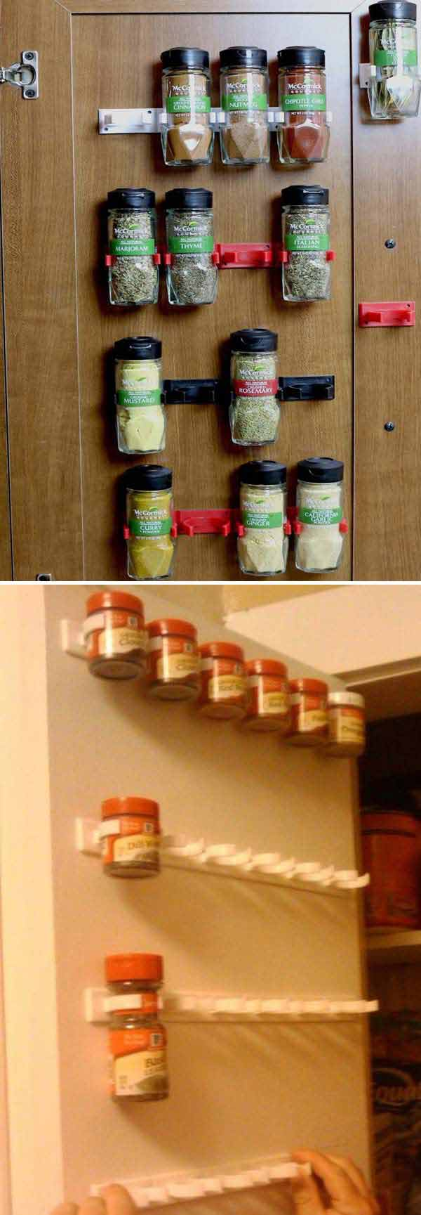 34 Super Epic Small Kitchen Hacks For Your Household homesthetics decor (12)