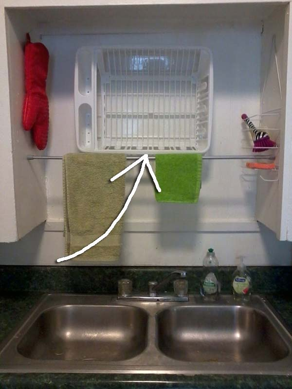34 Super Epic Small Kitchen Hacks For Your Household homesthetics decor (13)