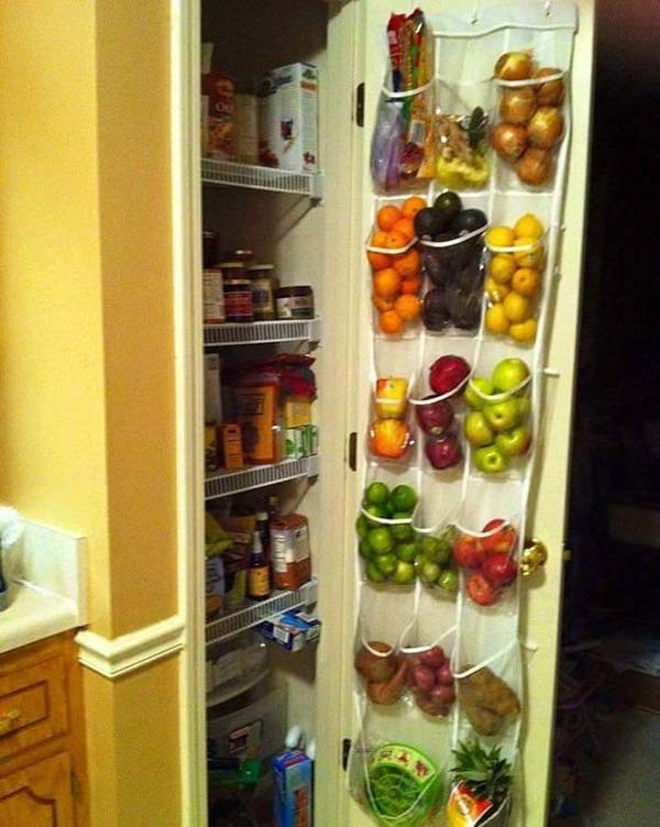34 Super Epic Small Kitchen Hacks For Your Household homesthetics decor (2)