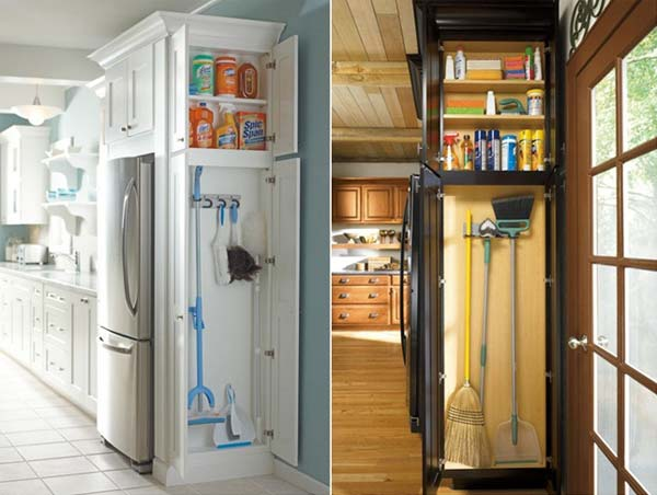 34 Super Epic Small Kitchen Hacks For Your Household homesthetics decor (28)