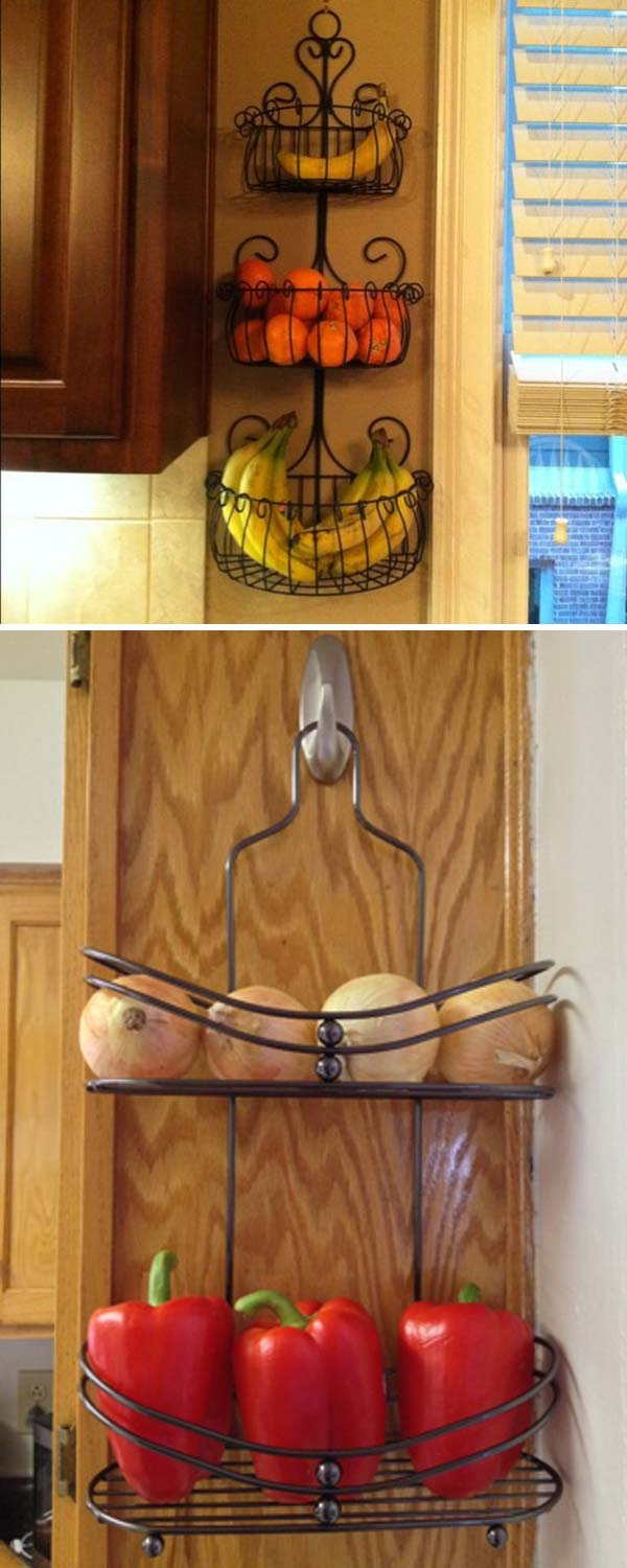 34 Super Epic Small Kitchen Hacks For Your Household homesthetics decor (29)