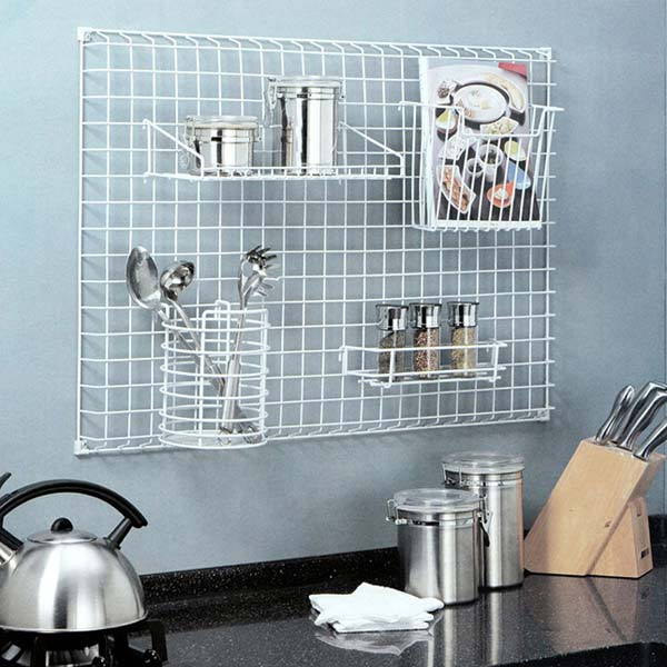 34 Super Epic Small Kitchen Hacks For Your Household homesthetics decor (7)