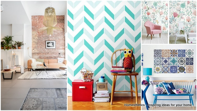Top 5 Accent Wall Ideas To Choose From | Homesthetics