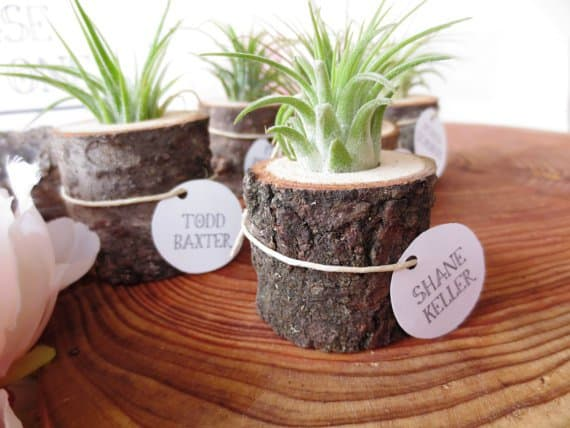 Add Glamour and Rustic Vibe With Tree Stump Vases-homesthetics (18)