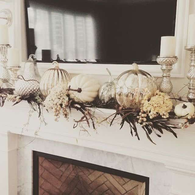 Delicate Fall Decor Ideas For The Upcoming Autumn Homesthetics - Delicate fall decor ideas for this autumn
