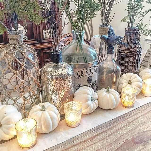 Delicate Fall Decor Ideas For The Upcoming Autumn-homesthetics (17) : fall decorating ideas with pumpkins - www.pureclipart.com