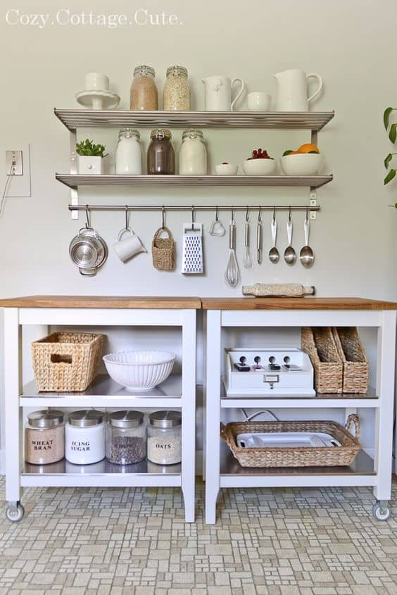 Emphasize Small Spaces With Kitchen Wall Storage Ideas-homesthetics (4)