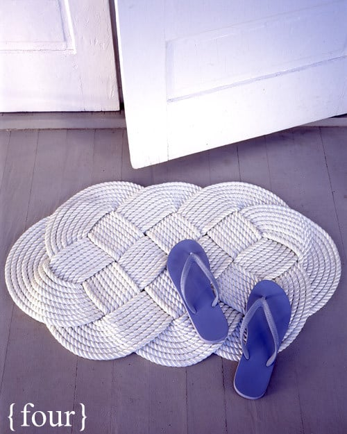 How To Get Creative With DIY Door Mats (1)