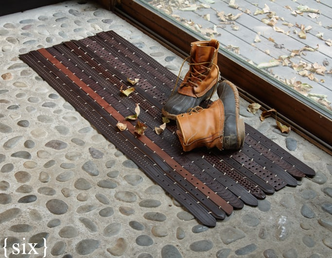 How To Get Creative With DIY Door Mats (3)