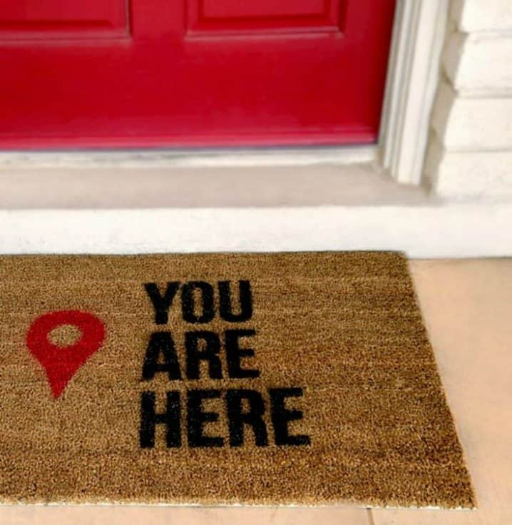 How To Get Creative With DIY Door Mats-HOMESTHETICS (3)