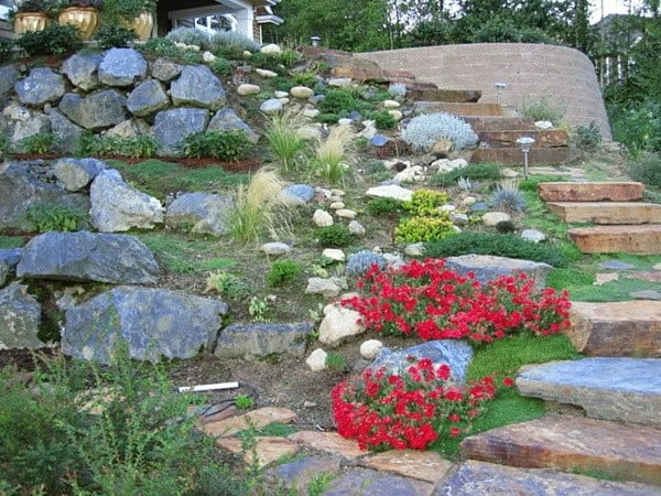 Rock Garden Ideas To Implement In Your Backyard-homesthetics (3)