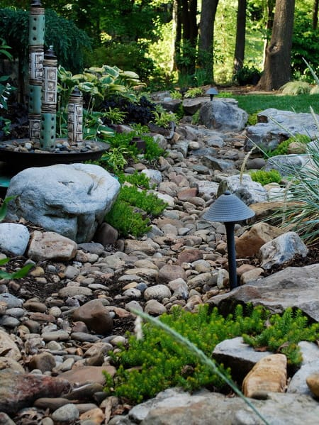 Rock Garden Ideas To Implement In Your Backyard ... on Backyard Rocks  id=37331