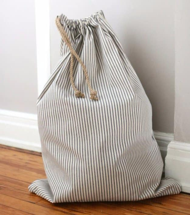 CREATE THE PERFECT AESTHETICALLY PLEASING LAUNDRY BAG