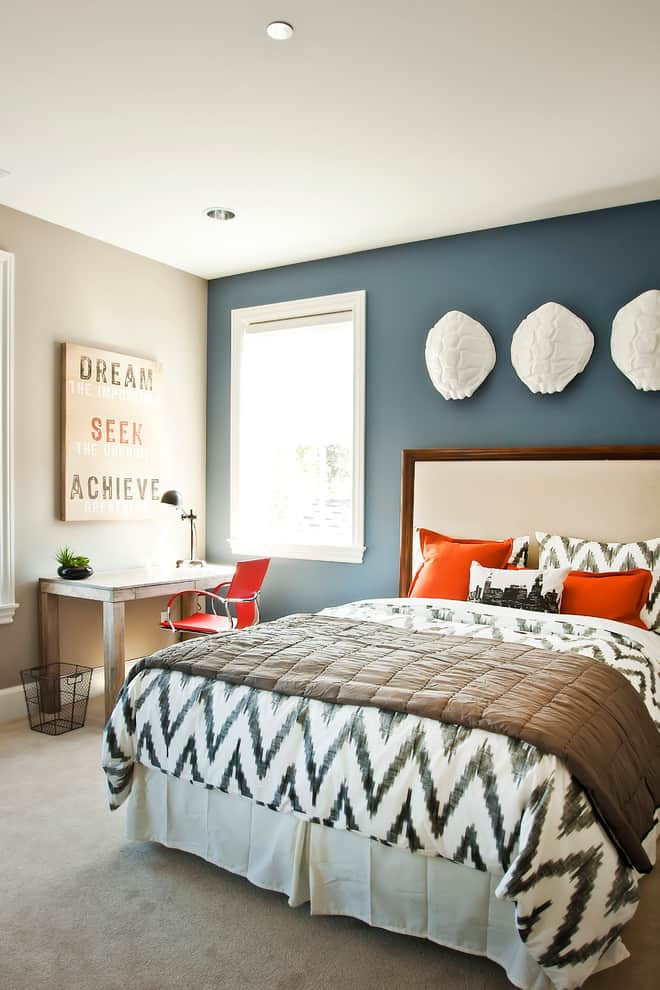 contemporary-bedroom-brains-over-bed