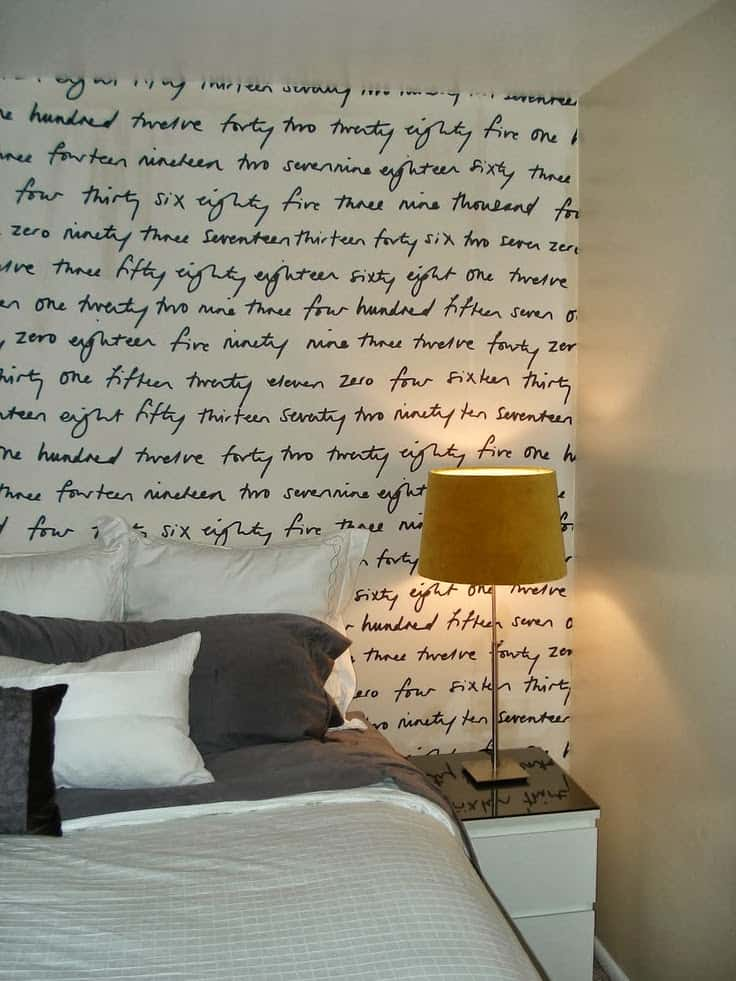 fabric-covered-accent-wall