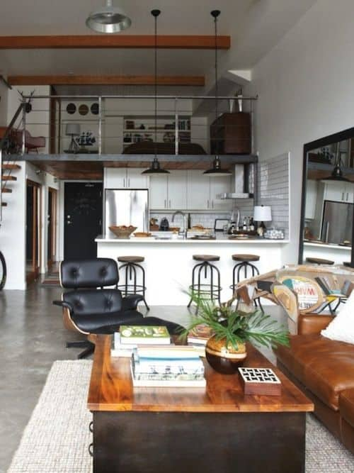 37 Small Apartment Ideas And How To Deal With Space - Homesthetics ...