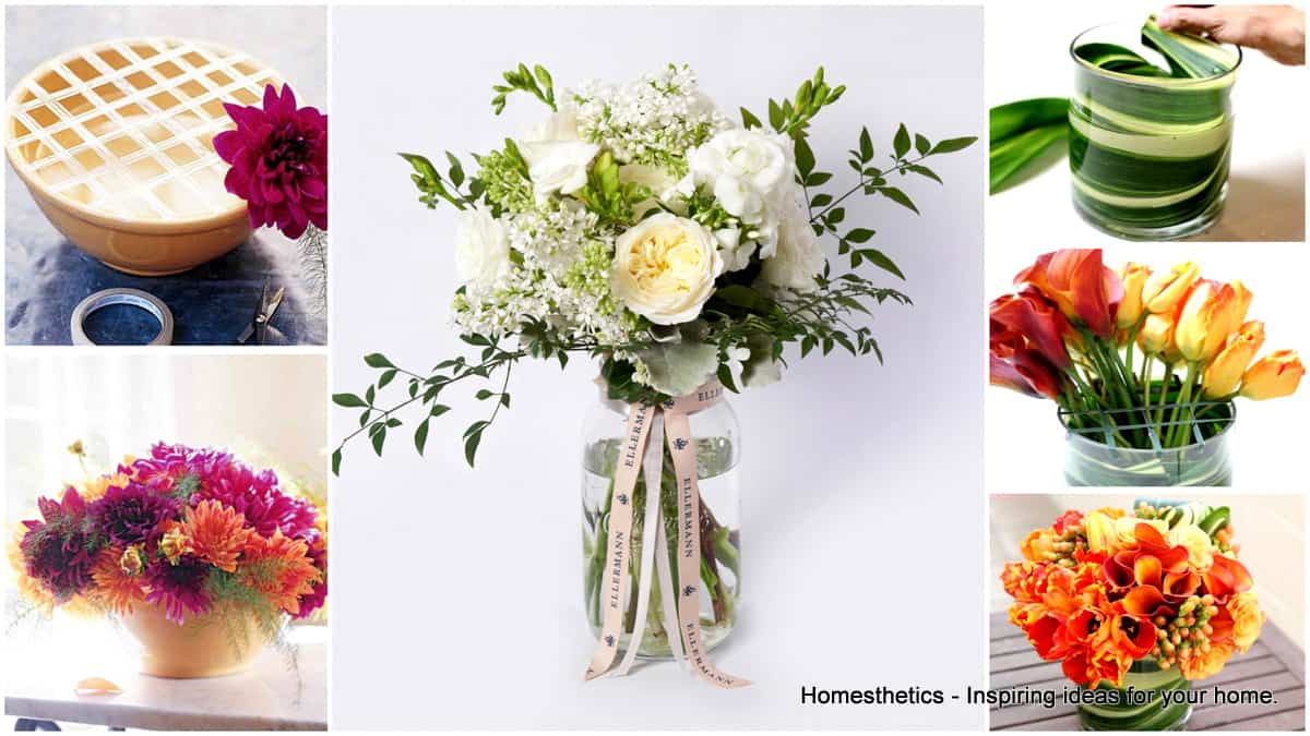 13 Brilliant Flower Arrangement Tips And Tricks For Your Event