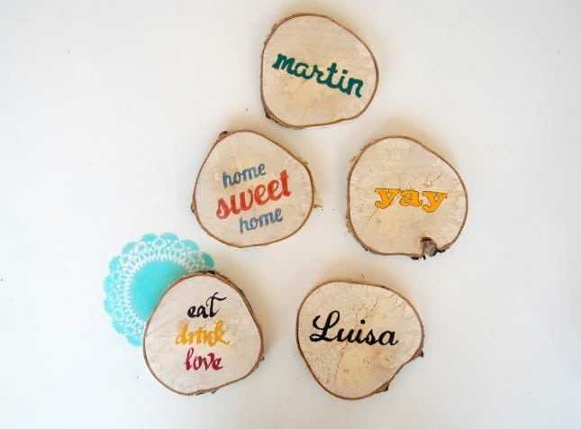 15 Simple DIY Wood Slices Crafts To Replicate-homesthetics.net (3)