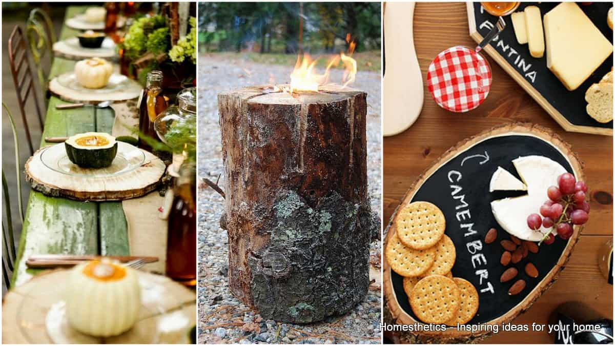 15 Simple DIY Wood Slices Crafts To Replicate