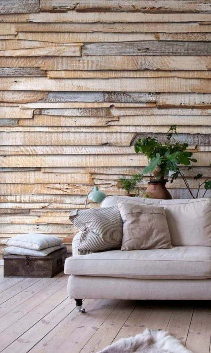 17 Extraordinary Graphic Ways to Use Wood Walls Indoors (3)