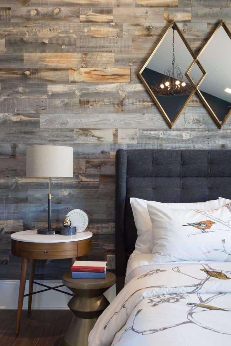 17 Extraordinary Graphic Ways to Use Wood Walls Indoors (5)