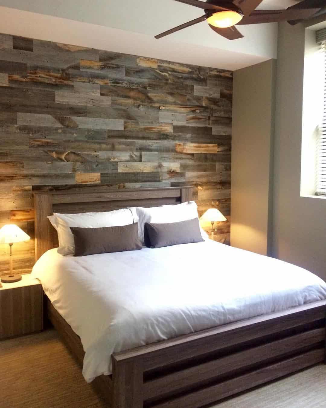 17 Extraordinary Graphic Ways to Use Wood Walls Indoors (6)