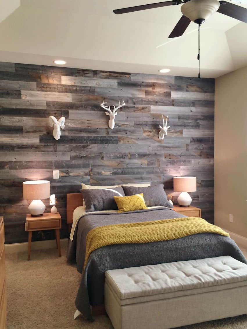17 Extraordinary Graphic Ways to Use Wood Walls Indoors (7)