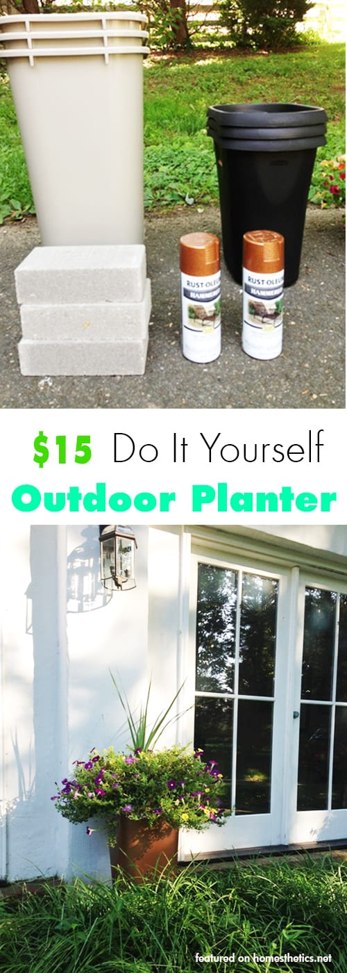 17.-DIY-Large-Outdoor-Planters-for-a-bargain-29-Cool-Spray-Paint-Ideas-That-Will-Save-You-A-Ton-Of-Money