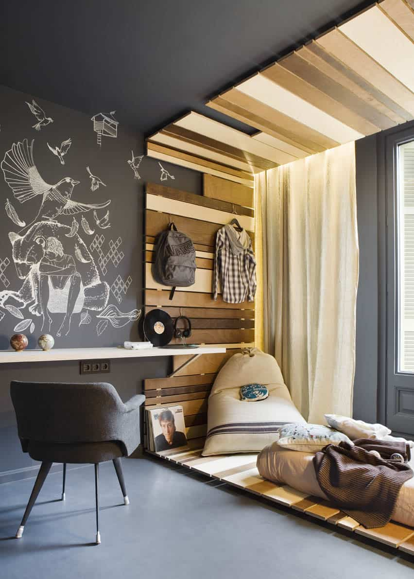 18 Brilliant Teenage Boys Room Designs Defined by Authenticity homesthetics (1)