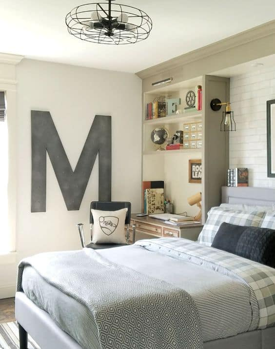 18 brilliant teenage boys room designs defined by - Teen boy bedroom ideas ...