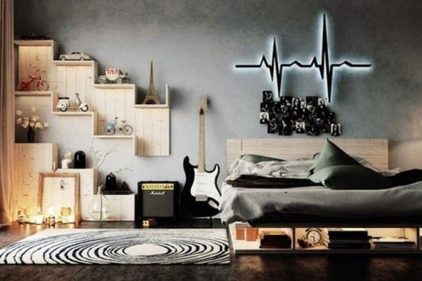 Attractive 18 Brilliant Teenage Boys Room Designs Defined By Authenticity Homesthetics  (18)