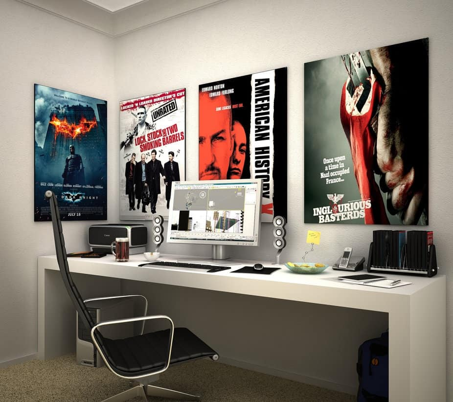18 Brilliant Teenage Boys Room Designs Defined by Authenticity homesthetics (5)