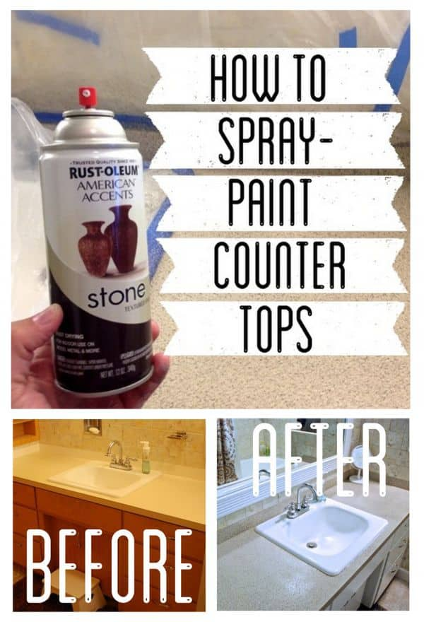 18.-WHAT-Update-your-countertops-with-stone-spray-paint-29-Cool-Spray-Paint-Ideas-That-Will-Save-You-A-Ton-Of-Money