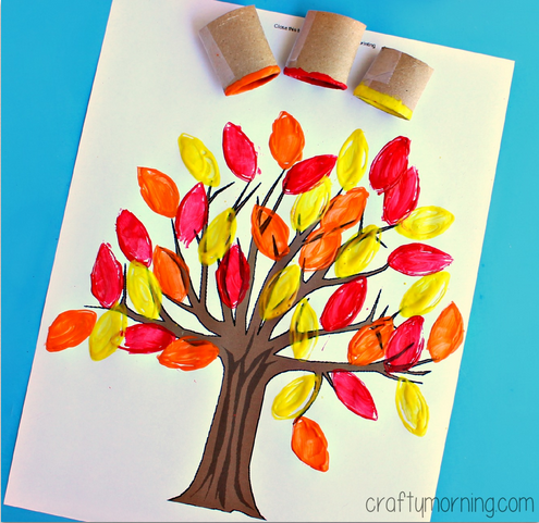 19 DIY Fall Crafts Suitable For Kids-HOMESTHETICS.NET (1)