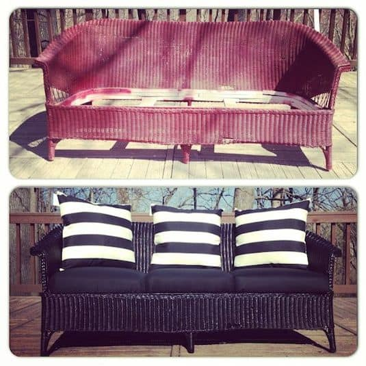 25.-Update-and-refurbish-wicker-furniture-with-spray-paint-29-Cool-Spray-Paint-Ideas-That-Will-Save-You-A-Ton-Of-Money