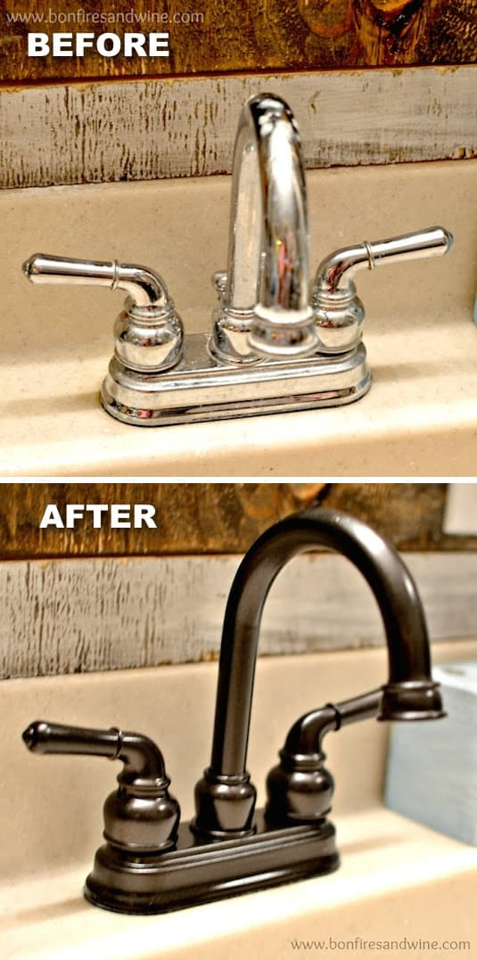 27.-Revamp-old-faucets-with-spray-paint-29-Cool-Spray-Paint-Ideas-That-Will-Save-You-A-Ton-Of-Money