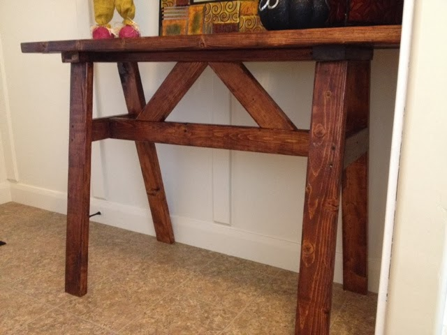 2x4-entry-way-table