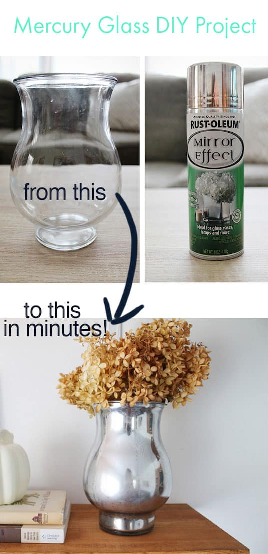 4.-Make-your-own-mercury-glass-for-a-fraction-of-the-cost-29-Cool-Spray-Paint-Ideas-That-Will-Save-You-A-Ton-Of-Money