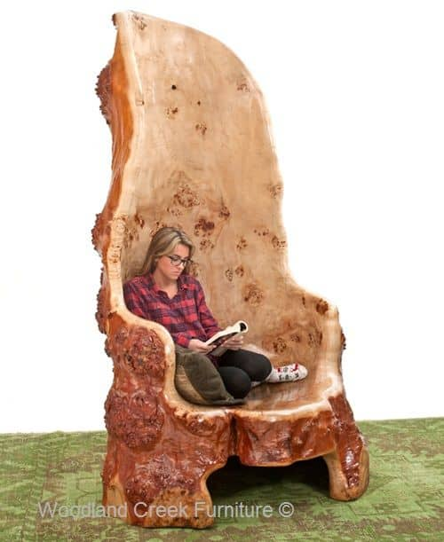 Add An Unique Tree Furniture Piece To Your Home - Homesthetics - Inspiring ideas for your home.