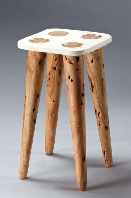 A Modern Wooden Piece. Add An Unique Tree Furniture ...