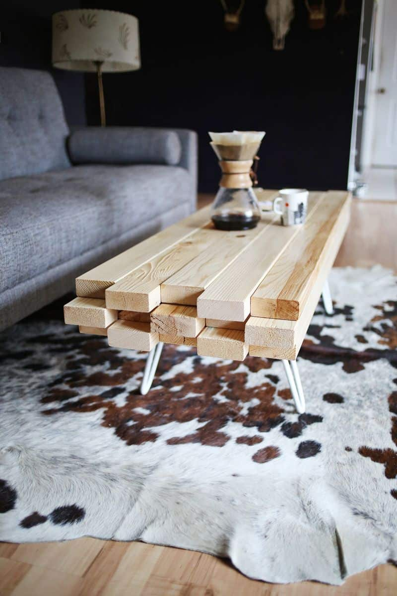 beautiful-2x4-coffee-table