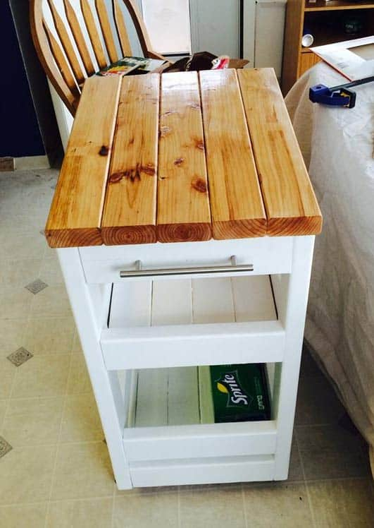 X  Kitchen Island Table