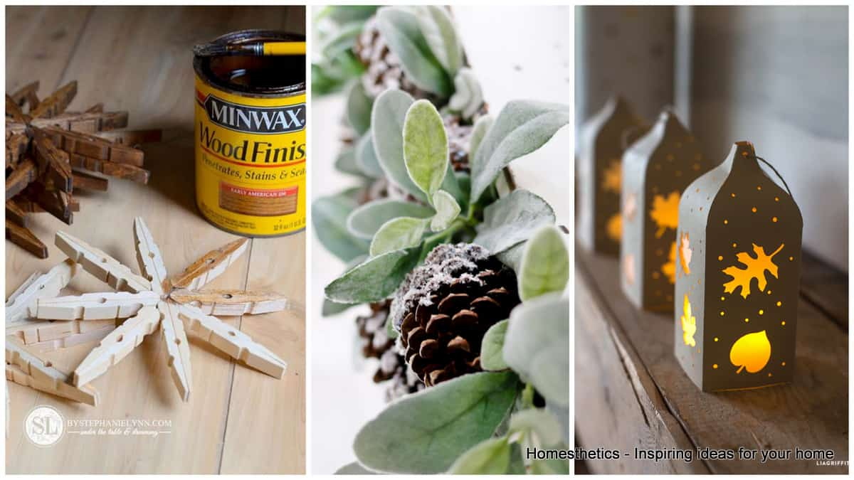 Fall Crafts To Make Your Home More Cozy