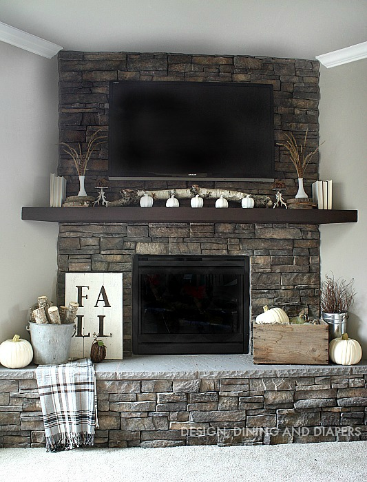 How To Add Fall Decor To Your Mantel-homesthetics.net (12)